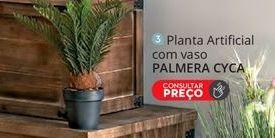 Oferta de Plantas artificiais por