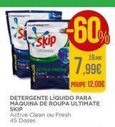 Oferta de Detergente líquido Skip por 7,99€