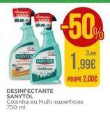 Oferta de Desinfetante Sanytol por 1,99€