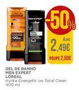 Oferta de Gel de banho L'Oréal por 2,49€