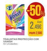 Oferta de Cuidado com a roupa Vanish por 2,49€