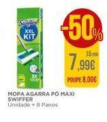 Oferta de Produtos de limpeza Swiffer por 7,99€