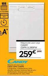 Oferta de Lava louças Candy por 259€