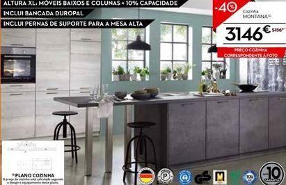 Oferta de Cozinhas por 3146€