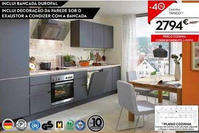 Oferta de Cozinhas por 2794€
