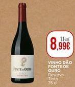 Oferta de Vinho Fonte de Ouro por 8,99€