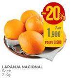 Oferta de Laranja nacional por 1,98€