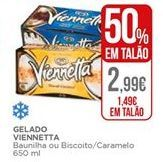 Oferta de Gelados Viennetta por 1,49€