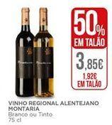 Oferta de Vinho Montaria por 1,92€