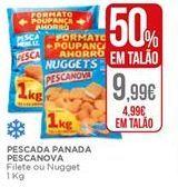 Oferta de Palitos de peixe Pescanova por 4,99€