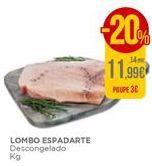 Oferta de Lombo espadarte por 11,99€