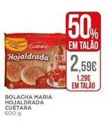 Oferta de Biscoito e bolacha Cuétara por 1,29€