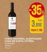 Oferta de Vinho Casa de Santa Vitória por 3,89€
