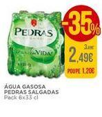 Oferta de Águaa Pedras por 2,49€