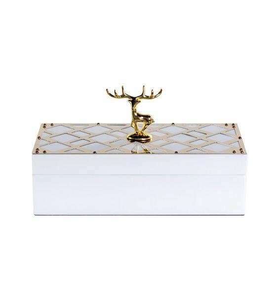 Oferta de Caixa Decorativa Alce por 89,25€