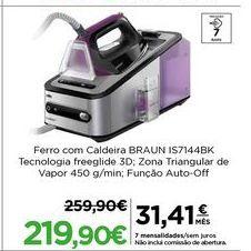 Oferta de Ferro a vapor por 219,9€