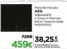 Oferta de Placa de cozinha AEG por 459€