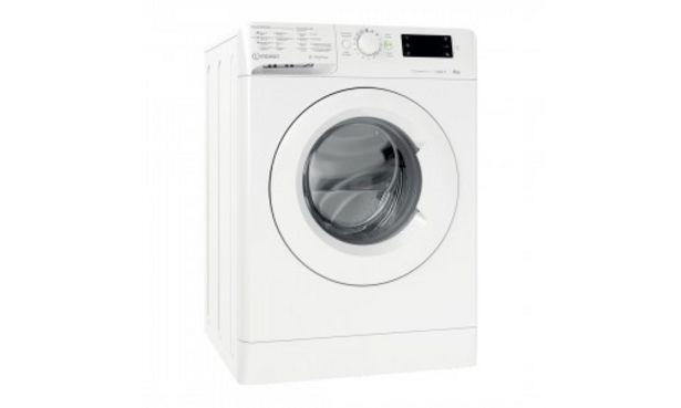 Oferta de Máquina de Lavar Roupa INDESIT MTWE 81283 W SPT por 289,9€