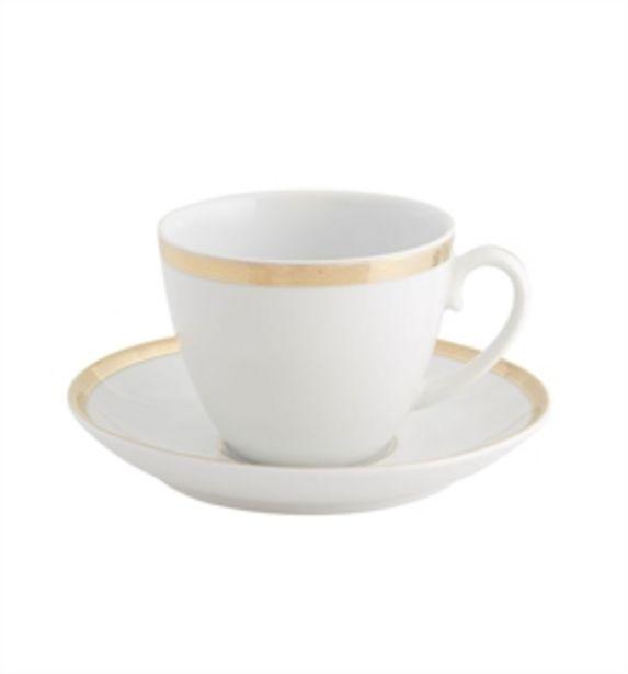 Oferta de SR1001 - Chávena pequeno Almoço com Pires por 20€