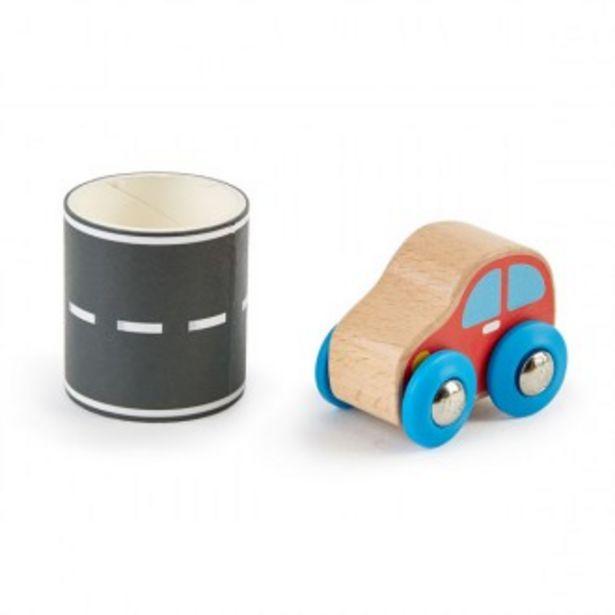 Oferta de Carro de madeira por 2,99€