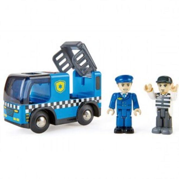 Oferta de Carro da polícia com sirene com luz e som por 17,33€
