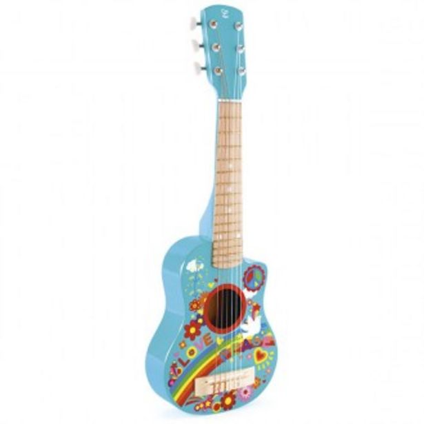 Oferta de Guitarra hippie por 34,72€