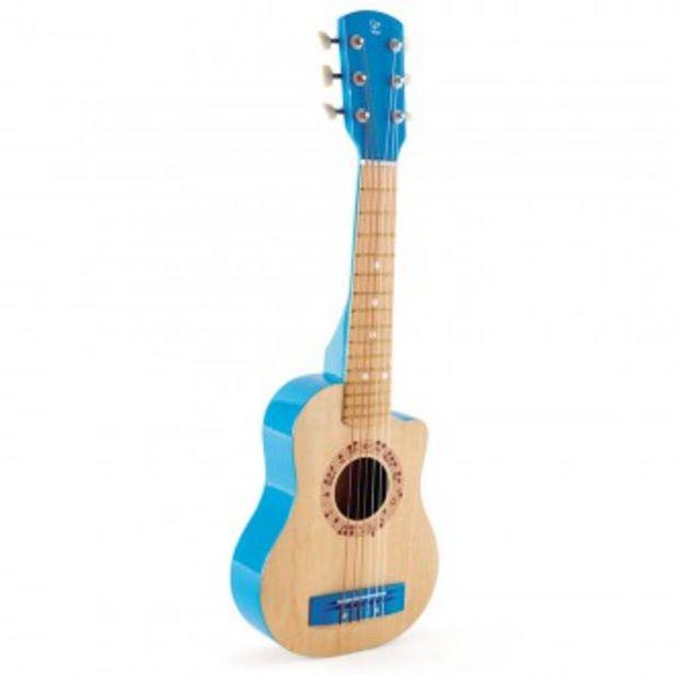 Oferta de Guitarra clássica azul por 30,9€