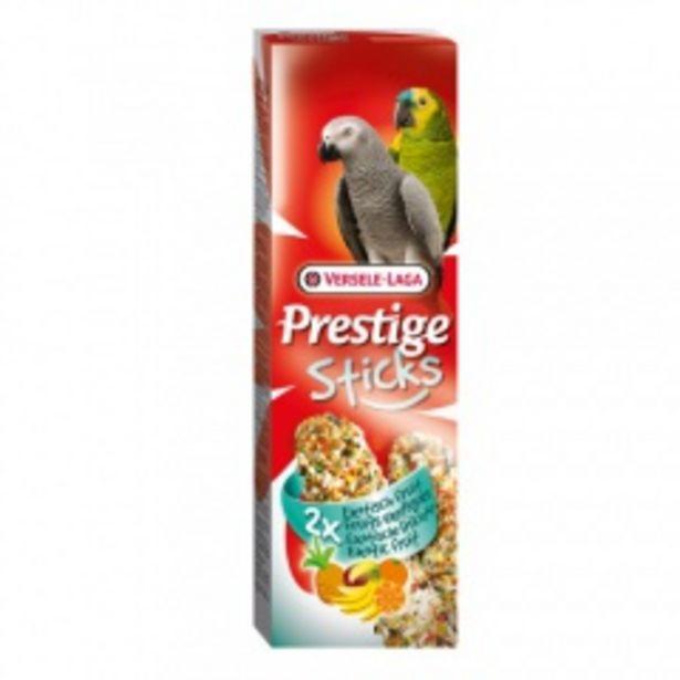 Oferta de Sticks para papagaios Versele Laga Prestige frutas exóticas por 4,79€