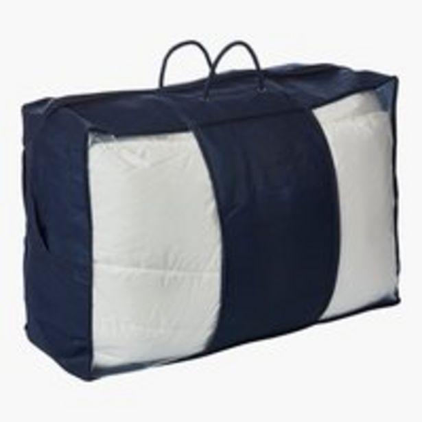 Oferta de Saco p/edredões e almofadas 60x40x26 por 2,5€