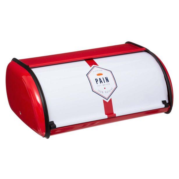 Oferta de Caixa para Pão French Vermelha por 4,49€