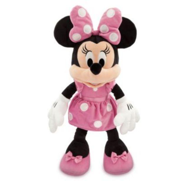 Oferta de Peluche grande Minnie, Disney Store por 30€