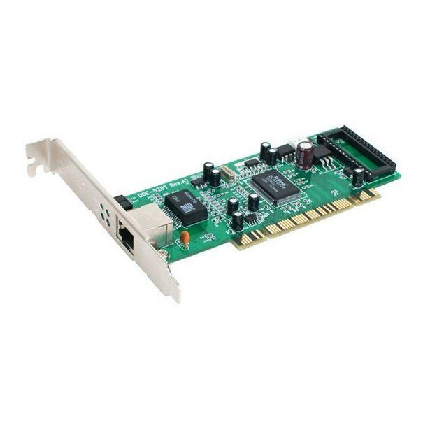 Oferta de WIRE D-LINK PCI ETHER DGE-528T. por 14,99€