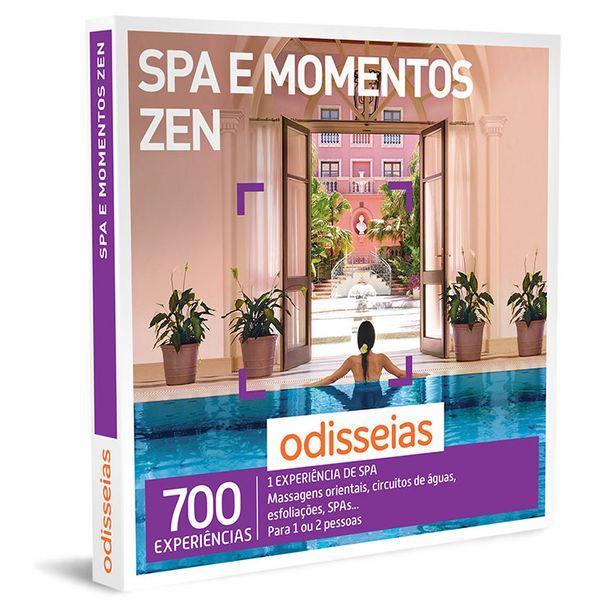 Oferta de ODISSEIAS SPA MOMENTOS ZEN 19-21 por 24,9€