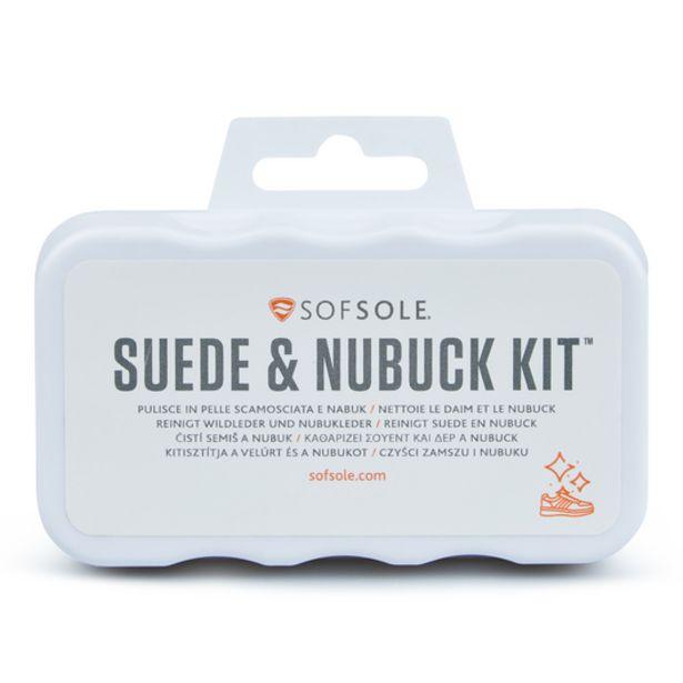 Oferta de Forcefield Suede And Nubuck Kit A por 4,99€