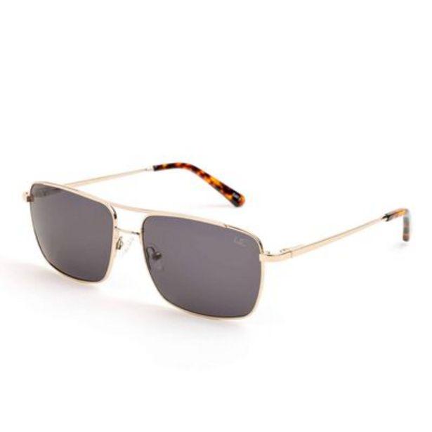 Oferta de Óculos de Sol WE005 Dourado por 24,5€