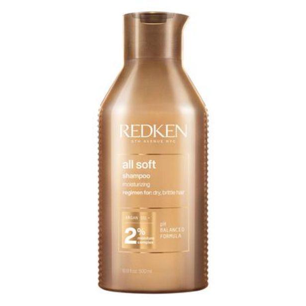 Oferta de All Soft Shampoo por 14,25€