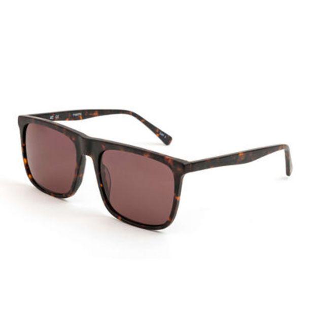 Oferta de Óculos de Sol WE007 Tartaruga por 24,5€