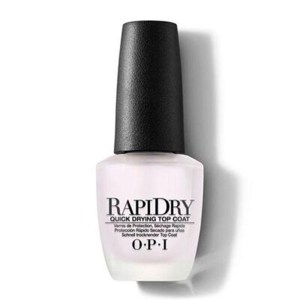 Oferta de Rapidry Top Coat por 19,6€
