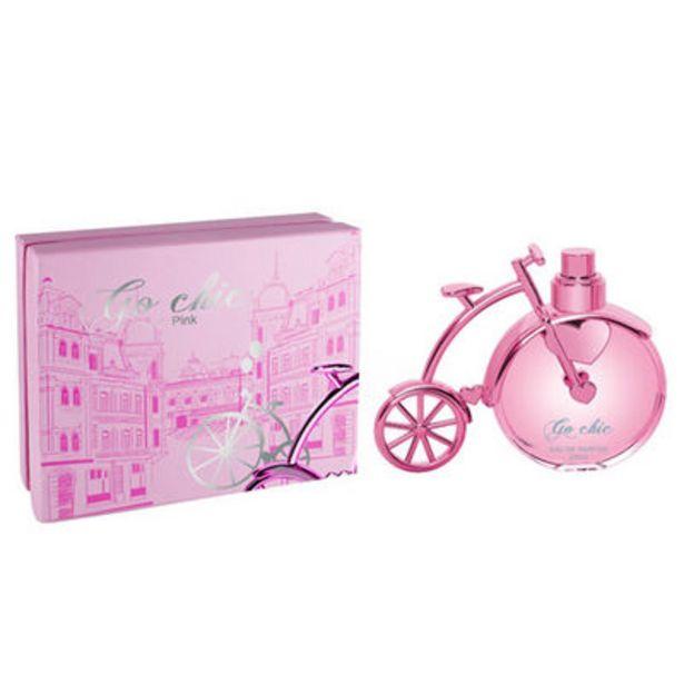 Oferta de Morakot Go Chic Pink Bicicleta EDP por 11,12€