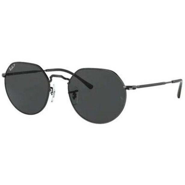 Oferta de Óculos Sol Ray-Ban Rb3565 Preto por 139,3€