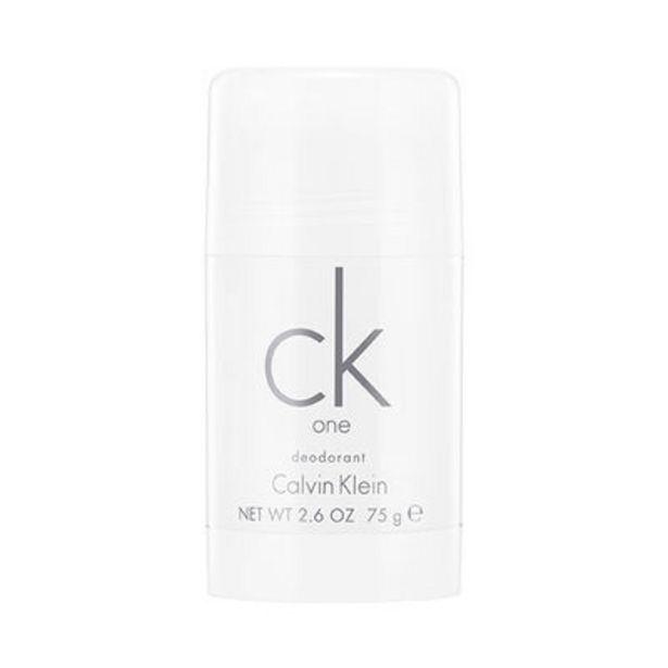Oferta de Ck One Desodorizante Stick por 10,75€
