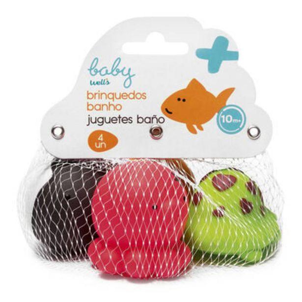 Oferta de Brinquedos para Banho por 6,99€