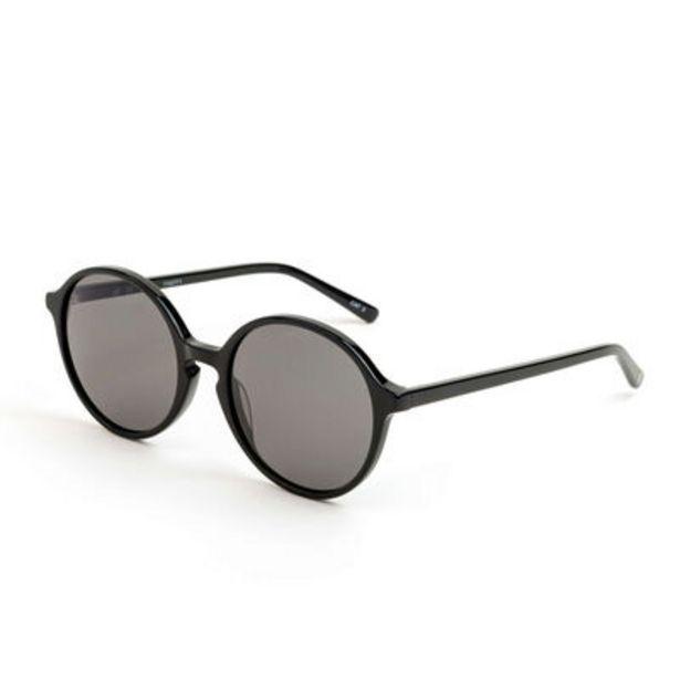 Oferta de Óculos de Sol WE009 Preto por 24,5€