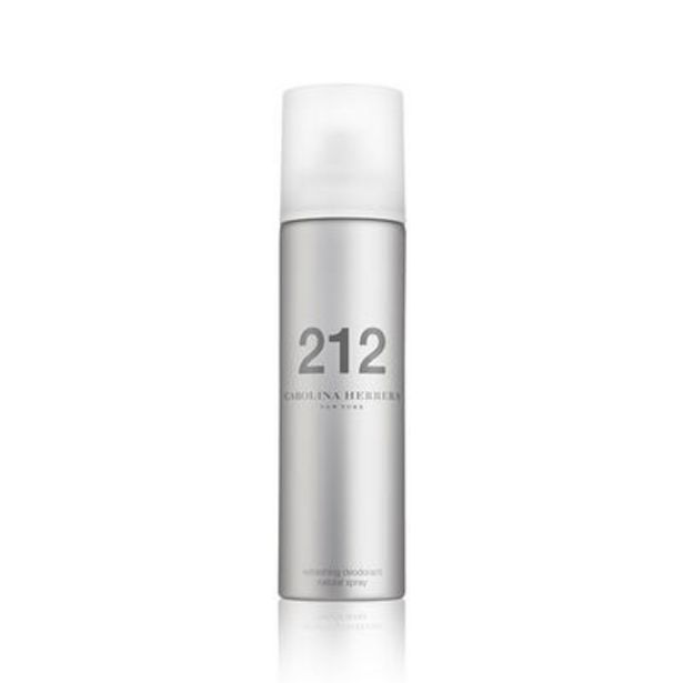 Oferta de 212 Desodorizante Spray por 23,45€