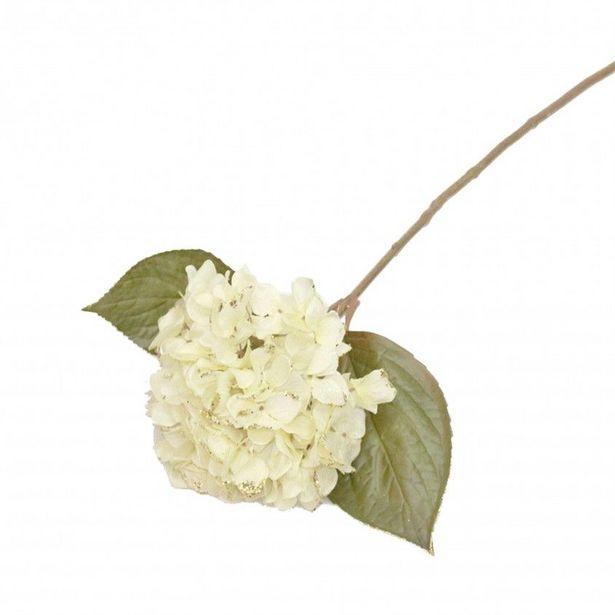 Oferta de Flor Artificial Hortensia por 6,99€