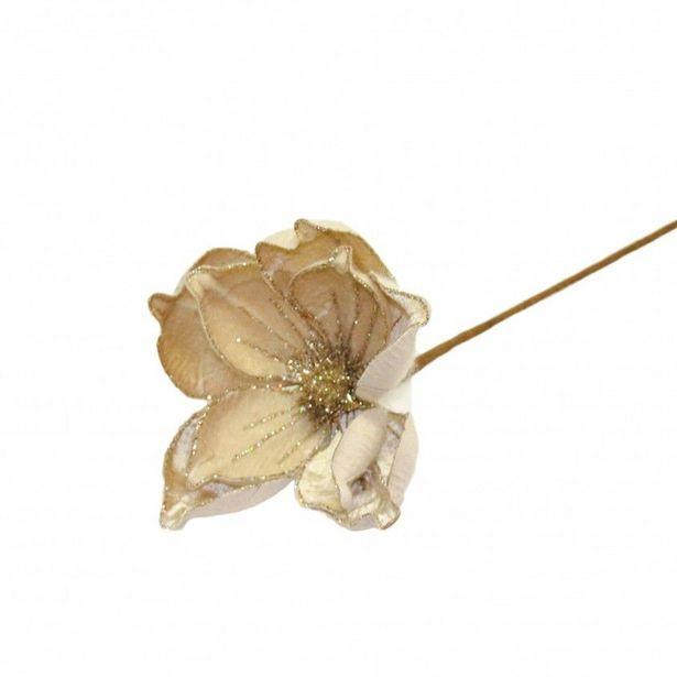 Oferta de Flor Artificial Magnólia por 5,99€