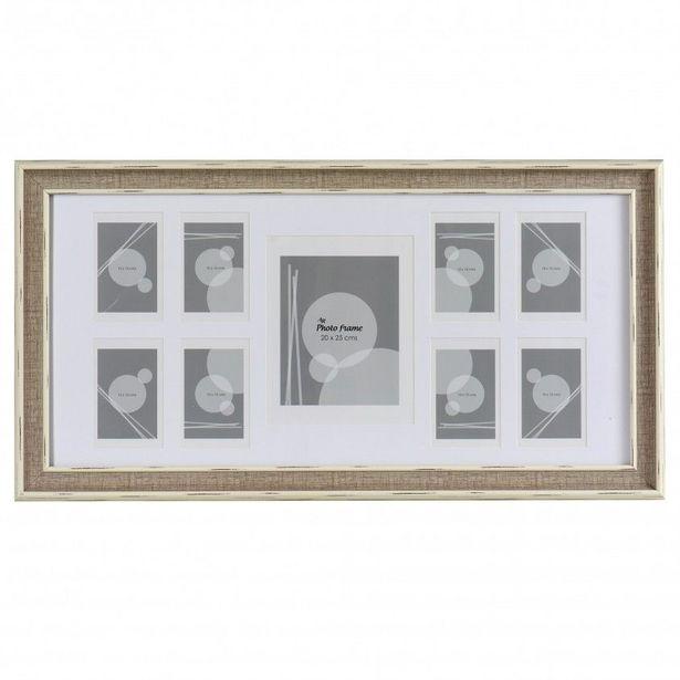 Oferta de Porta-Retratos Arte 9 Fotografias por 17,99€