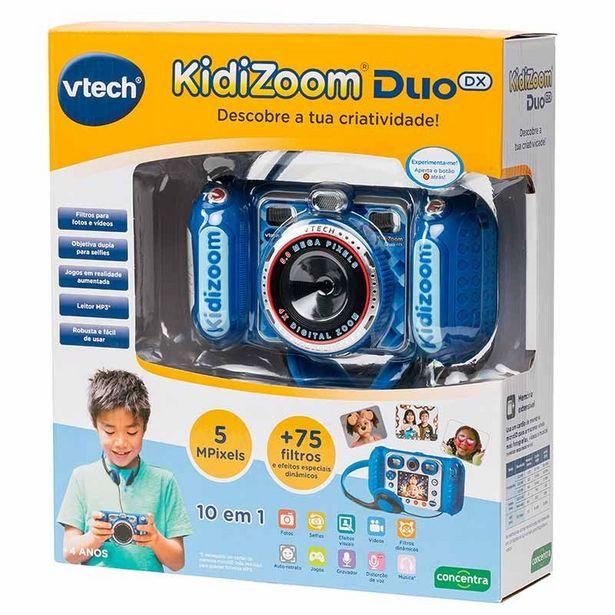 Oferta de Camara Kidizoom Duo com MP3 por 79,95€