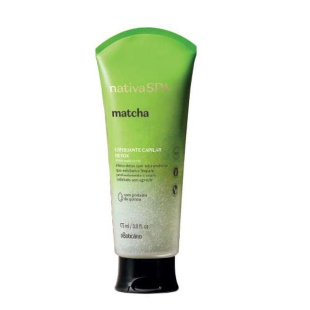 Oferta de Esfoliante Capilar Detox Nativa Spa Matcha, 175 ml por 10,99€