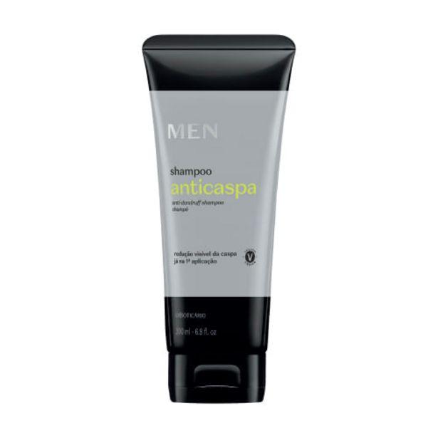 Oferta de Shampoo Anticaspa MEN 200ml por 9,99€